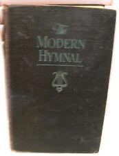 The Modern Hymnal Gospel Songs Church Hymns Worship Blue Hardcover 1926 Vintage