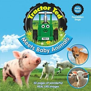 Tractor Ted Meets Baby Animals Book Book The Cheap Fast Free Post