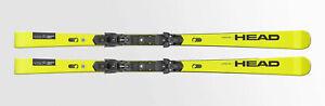 HEAD Ski Set WORLDCUP REBELS E-SPEED PRO + Attacchi FREEFLEX ST 16 - 313220-180