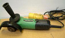 Hitachi G 12 SS Angle Grinder 115mm / 4 1/2inch 110 Volt - 600 Watts