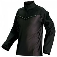 DYE Tactical MOD Top Paintball Jersey Shirt BLACK M Med Medium NEW