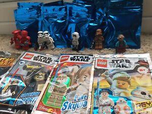 LEGO Star Wars Mystery Minifigure & Accessory Blind Bag 100% Genuine Set