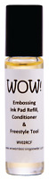 Wow Embossing Ink Pad Refill Conditioner & Freestyle Tool 10ml For Powders 02RCF