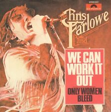 "CHRIS FARLOWE BAND – We Can Work It Out (1975 VINYL SINGLE 7"" GERMANY)"