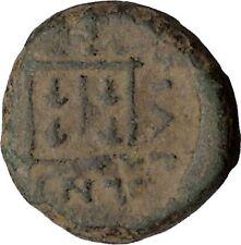 Maroneia in Thrace 400BC Original Ancient Greek Coin Horse Vine Grapes  i37009