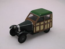 CITROEN  5  CV  TREFLE  1925  TAXI  COQUE  BOIS   VROOM  NEW  KIT 1/43
