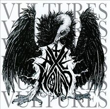 AXEWOUND VULTURES S/T CD 2012 METAL BULLET FOR MY VALENTINE CANCER BATS GLAMOUR