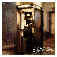 NEIL YOUNG A Letter Home CD BRAND NEW Gatefold Sleeve