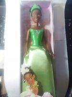 "Disney Princess ""Tiana Doll"" 2012 Mattel. New Sealed!!"