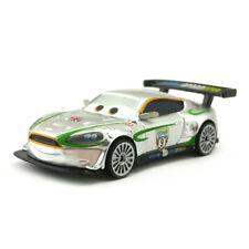 Disney Pixar Cars Metallic Nigel Gearsley Metal Diecast Vehicle Car New Loose