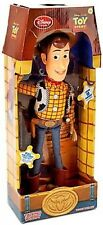 "Disney Toy Story Pull String Woody 16"" Talking Figure -"