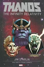 Thanos : The Infinity Relativity (2015, Hardcover)