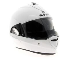 SHARK EVOLINE S3 GLOSS WHITE S HELMET HE9250U/WHU