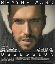 SHAYNE WARD - Obsession - CD - Pop - Limited - 2010 - 88697-65895-2 - Taiwan