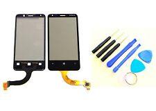 Nokia Lumia 620 verre noir écran tactile affichage Numériseur Écran +outil