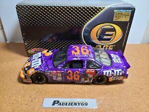 2000 Ken Schrader #36 M&M's / Halloween Pontiac RCCA Elite 1:24 NASCAR MIB