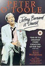 Jeffrey Bernard Is Unwell (DVD, 2000) (Brand New, Sealed)