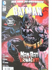 Deutsche Panini Batman-Comics