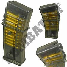 Double Eagle Airsoft Magazine Model 85 G style 36 39 electric bb toy 6mm pellets