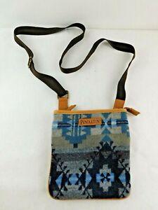 Pendelton Wool Navajo Native American Print Crossbody Aztec Purse Gift Travel
