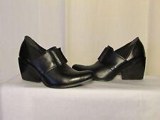 chaussure Stéphane Gontard cuir noir 38,5