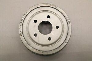 NEW Motorcraft Rear Brake Drum BRD-31 Taurus Sable 2.5 3.0 3.8 1986-2000