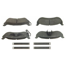 Disc Brake Pad Set-ThermoQuiet Disc Brake Pad Rear fits 2004 Chrysler Pacifica
