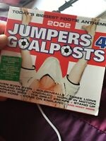 Jumpers 4 Goalposts: Today's Biggest Footy Anthems, Various Artists, Good