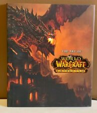 USED, The Art of World of Warcraft Cataclysm