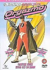 Orgazmo DVD ALL V.G.C. FAST FREE POST