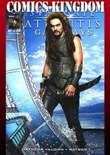 Stargate Atlantis: Gateways #1-3 Comic Set VF/NM