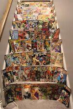 Huge Vintage Lot of 85 Marvel Dc Avengers Xmen Comic Books Groo Conan Resale Htf