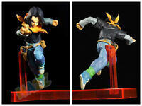Anime Dragon Ball Super Android No.17PVC Figure Statue Toy Collection 16cm