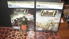 RARE LOT OF 2 FALLOUT NUKA COLA MAGNETIC BOTTLE OPENER (REG. AND COLL.) BEST BUY