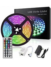 LED Strip Lights 16.4ft RGB Led Room Lights 5050 Led Tape Lights Color Changing