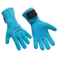 3mm Neoprene Wetsuit Gloves Skid-proof for Scuba Diving Swimming Water Sports