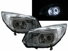 Colorado RG 12-16 2D/4D COB Projector Headlight Chrome for CHEVROLET CHEVY LHD