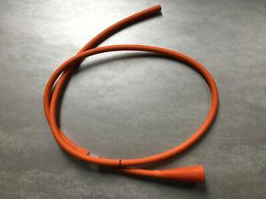 Sonde offene Spitze 1 Auge 12mm 150 cm lang Klistier Irrigatorschlauch