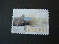 2013 Australia Self Adhesive Stamps~Canberra~Fine Used, UK Seller