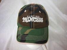 trucker hat baseball cap HUNTING PRINCESS retro cool cloth rare 1980