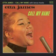 Etta James - Call My Name With Bonus Tracks (CDKEND 360)