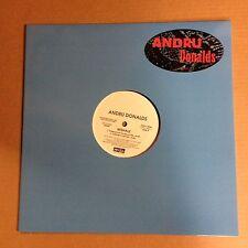 "Andru Donalds - Mishale  -12"" Remix (Vinly Record)"