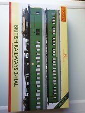 HORNBY R3340 BRITISH RAILWAYS 2-HAL SET