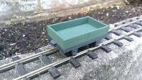 Industrial 2-Plank Wagon Kit 16mm SM32 Narrowgauge Garden Railway