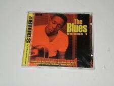THE BLUES VOL.1: CLAPTON/B.B. KING/MUDDY WATERS/BUDDY GUY - CD ITALY 1995 NM/VG+