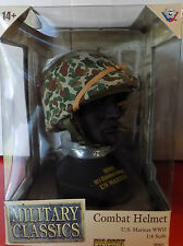 GEARBOX TOYS combat helmet US MARINES WWII  figurine militaire usa