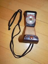 Ancient Light Meter SECONIC Excellent Working Condotion