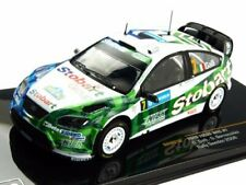 Ford Focus WRC #7 Rally Sweden 2008 - 1:43 - IXO Models