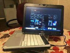 New listing Fujitsu LifeBook T4410 Touch, Core 2 Duo 2.20Ghz, 3Gb Ram, 320Gb Hdd, Win 10 Pro