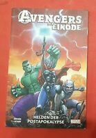 Avengers der Einöde 2020 Helden der Postapokalypse Marvel Panini ungelesen 6